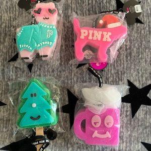 Pink Sponges